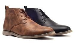 Royal Men's Clark Chukka Boots 13 Brown