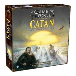 Catan Game of Thrones Board Game