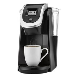 Keurig K200 - Plum Gray, Single Serve Coffee Maker