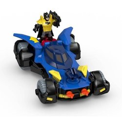 Fisher Price Imaginext DC Super Friends Deluxe Batmobile Vehicle 1812361