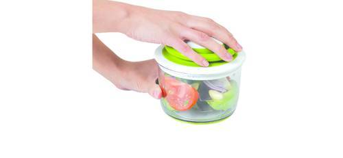 Chef\'n VeggiChop Hand-Powered Food Chopper - Green - Check Back Soon ...