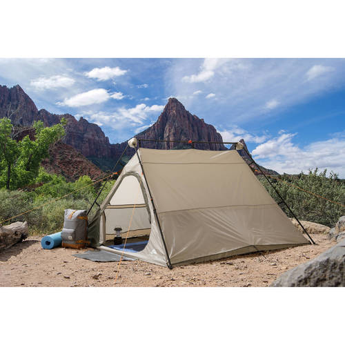 Ozark Trail 4 Person Instant A-Frame Tent - Beige - Size8u0027 ...  sc 1 st  Blinq & Ozark Trail 4 Person Instant A-Frame Tent - Beige - Size:8u0027x7 ...