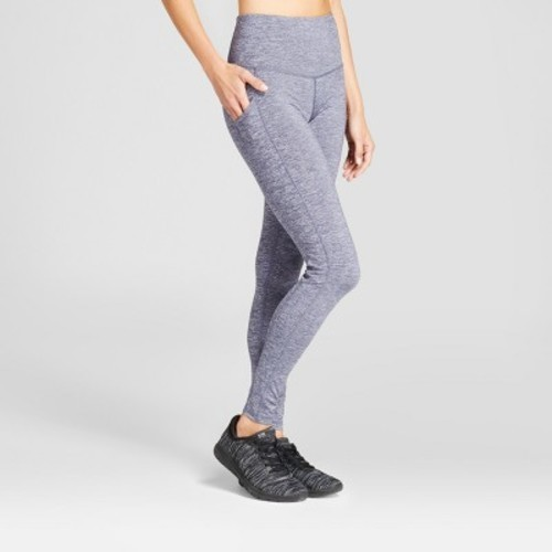 C9 Champion Women S Embrace High Waist Leggings Blue Size M Check Back Soon Blinq