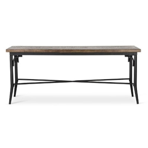 Prime Bralton 43 Dining Bench Brown Check Back Soon Onthecornerstone Fun Painted Chair Ideas Images Onthecornerstoneorg