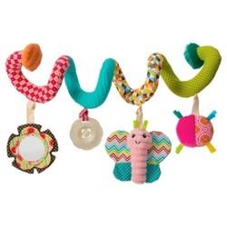 Infantino Go GaGa Spiral Cart Seat Activity Toy 1835644