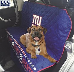 NFL Car Seat Covers New York Giants