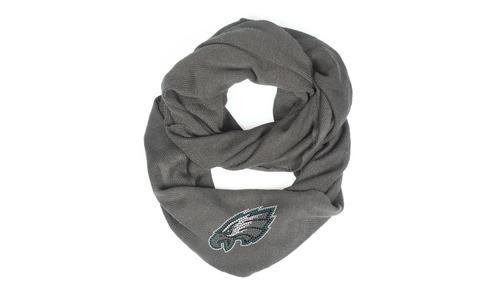 the latest 7b9ba d4f21 Little Earth NFL Women's Philadelphia Eagles Knit Infinity Scarf - Gray -  Check Back Soon
