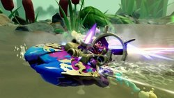 Skylanders SuperChargers Splatter Splasher Character Video Game Figure 1839685