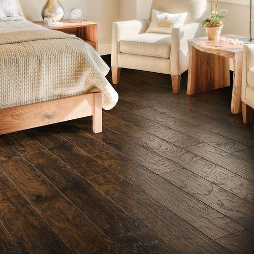 Select Surfaces Woodland Hickory Laminate Flooring 16 67 Sq Ft