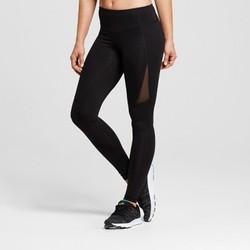 Women's Embrace Leggings Black L - C9 Champion 1849043