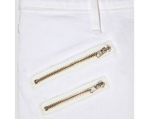 631580371 Mossimo Women s High Rise Skinny Jeans - White - Size 10 - Check ...