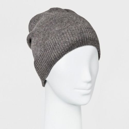 0146d6c60a Women s Cashmere Beanie - A New Day Heather Brown - Check Back Soon ...