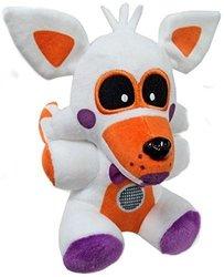 """Funko Five Nights at Freddy LOLBIT Plush Doll - 6"""""""""""" 1859874"""