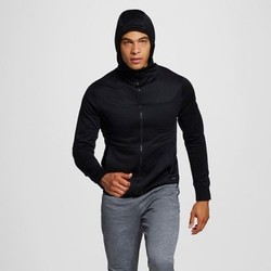 Men's Tech Fleece Hoodie - C9 Champion  Black L 1864120