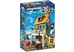 Playmobil Camouflage Pirate Fort with Ruby 1874921