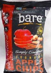 Bare Organic Cinnamon Apple Chips Bag - 3 oz.