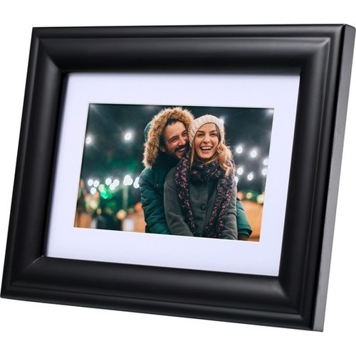 Polaroid Digital Photo Frame 7 Screen Black Blinq