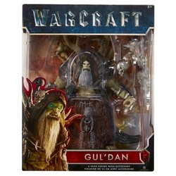 "World of Warcraft Gul'Dan 6"""" Figure with Accessory"" 1889570"
