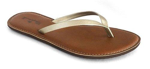 4e95d49144368 Margaritaville Ladies Flat Sandals - Gold - Size 6 - Check Back Soon ...