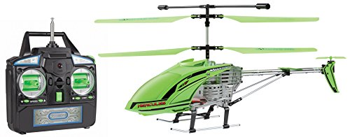 WTT Gyro Glow The Dark Hercules Unbreakable Remote Control Helicopter