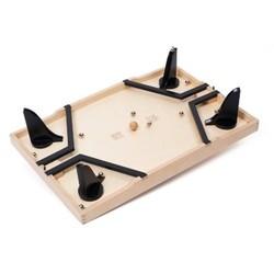 Buffalo Games Wood and Plastic Bonk Board