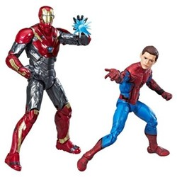 Marvel Legends Spider-Man: Homecoming 2pk 1895637