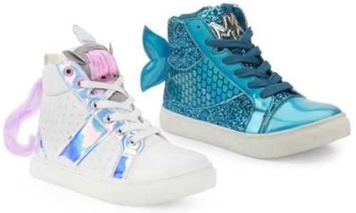 Amalthea Unicorn or Mermaid Sneakers