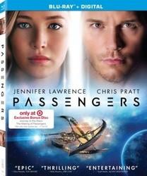 Passengers (2016) - Target Exclusive (Blu-ray + Digital) 1907173