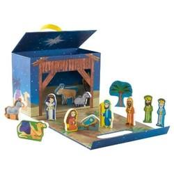KidKraft Travel Box Play Set - Nativity