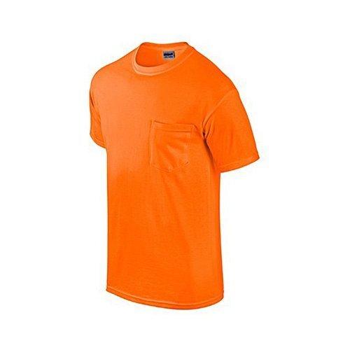 90261674e8e Gildan Men s 2-Pack Workwear Pocket T-Shirt - Safety Orange - Sz  3XL -  Check Back Soon - BLINQ