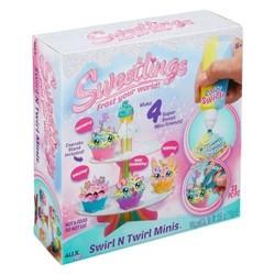ALEX Toys DIY Sweetlings Swirl-n-Twirl Minis 1916052