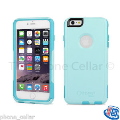 separation shoes 640d3 b4545 OtterBox COMMUTER SERIES Case for iPhone 6S and iPhone 6 (NOT Plus) -  Retail Packaging - AQUA SKY (AQUA BLUE/LIGHT TEAL) - Check Back Soon