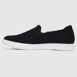 Slip On Knit Athletic Shoes