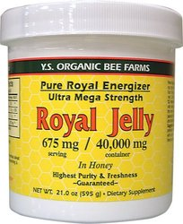 YS Eco Bee Farms Royal Jelly Dietary Supplement - 21 oz.