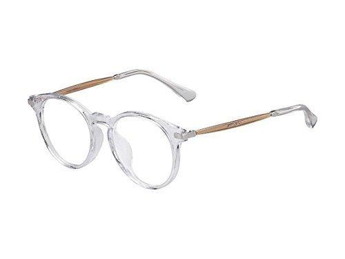 Jimmy Choo Women\'s Round Eyeglasses Optical Frames - Non Crystal ...