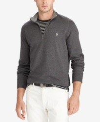 Polo Ralph Lauren Men's Luxury Jersey Pullover - Navy - Size: S 1941664