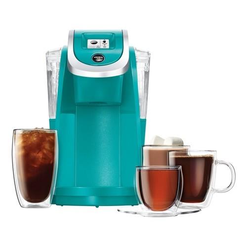 Keurig K200 Single Serve K Cup Pod Coffee Maker Turquoise Blinq