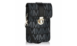 5170ca079 MKF Collection Lulu M Signature Double Compartment Phone Wallet ...