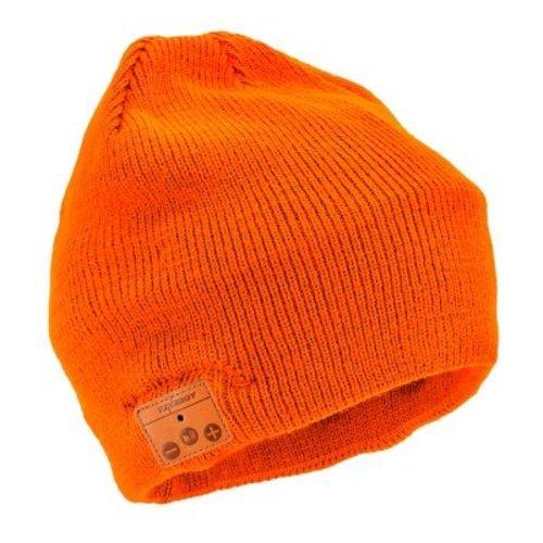 Tenergy Bluetooth Hands-Free Knit Beanie - Orange (52480) - Check ... d3008963a79