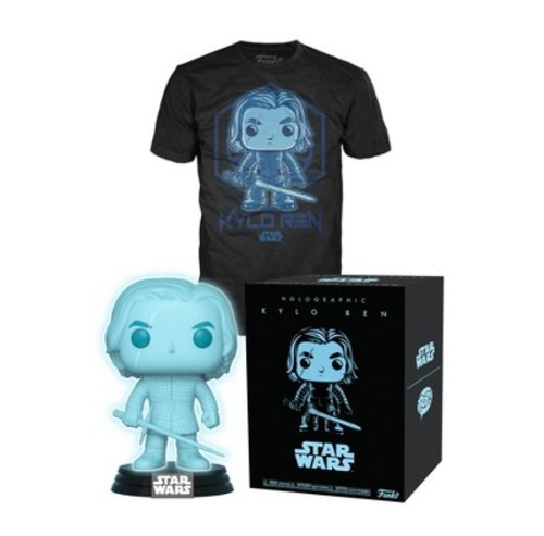 d459227495 Funko Star Wars Collectors Box  Kylo Ren Holographic POP!   T-Shirt ...
