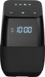Insignia Voice Smart Bluetooth Speaker & Alarm Clock - Black 1997287