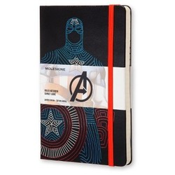Moleskine  The Avengers  Notebook - Captain America 2055988