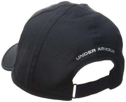 Under Armour Men s Shadow 4.0 Run Cap - Black - Check Back Soon - BLINQ d2a5e7638d7