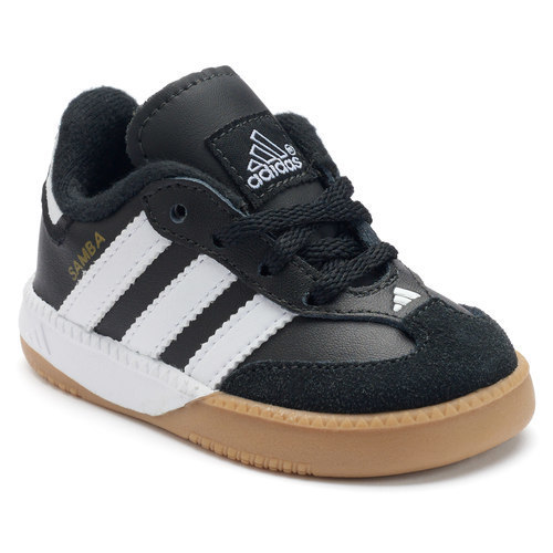 47b79fac9 adidas Toddler Boys' Samba Casual Sneakers from Finish Line - Check ...