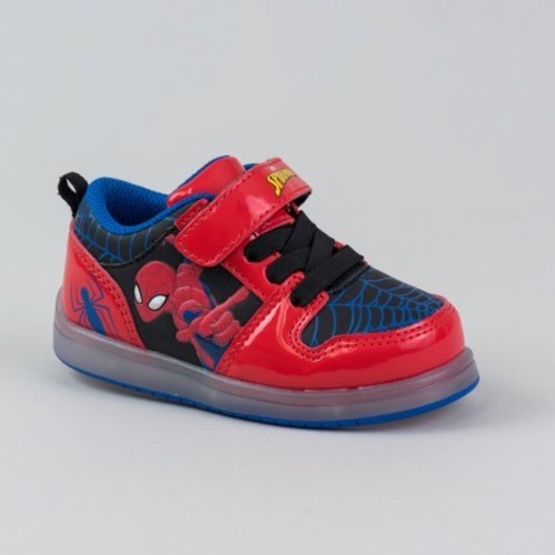 277fb4f95fce Marvel Toddler Boys  Spider-Man Sneakers - Red - Size  8 - BLINQ