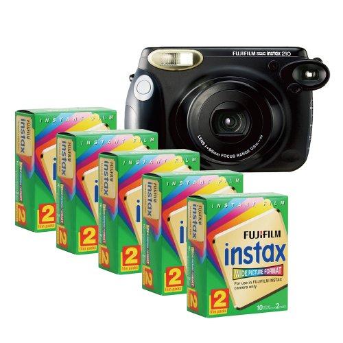 Fujifilm INSTAX 210 Film Photo Camera Kit