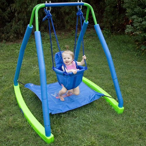 Sportspower My First Toddler Swing With Bouncer Check Back Soon