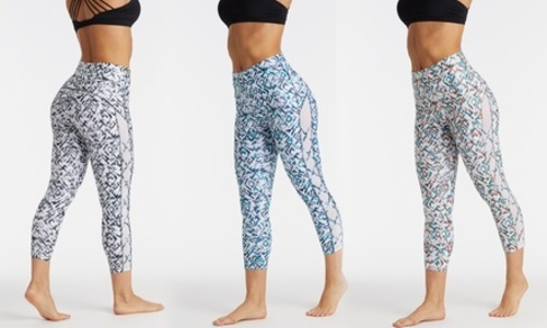 bally total fitness leggings