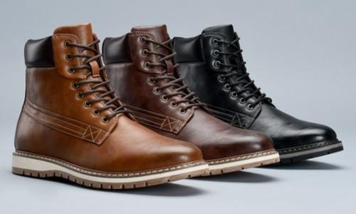 Moc-Toe \u0026 Round-Toe Boots