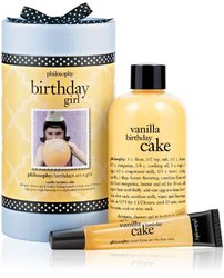 Philosophy Vanilla Birthday Cake for The Birthday Girl's Set